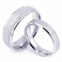 Aros de Matrimonio de Plata - 9