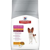 Hills Perros Adult Small & Toy Light Raz Peq Light 15.5lb