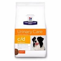 Hills C/d Perros Multic Salud Tracto Urinario 8.5lb