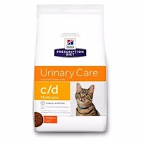 Hills C/d Gatos Multic Chicken Salud Tracto Urinario 4lb