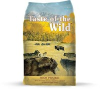 Taste Of The Wild Canine High Prairie Bisonte Venado 14lb