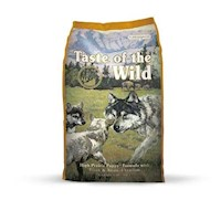 Taste Of The Wild Puppy High Prairie Bisonte Y Siervo 15lb