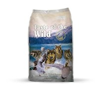 Taste Of The Wild Canine Wetlands Adultos Pato Codorniz 28lb