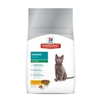 Hills Gatos Kitten Indoor Cachorros Interiores 7lb