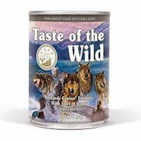 Taste Of The Wild Perros Wetlands 12 Latas 13.2oz