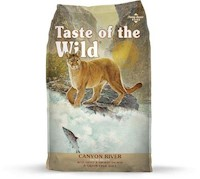 Taste Of The Wild Gatos Canyon River Trucha Salmon 15 Lb