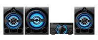 Sony - Equipo De Audio DVD/HDMI/Bluetooth MHC-M80D – Negro / Ofe