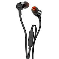 Audífonos JBL Con Micrófono Extra BASS T110 - NEGRO