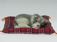 Juguete Perro Decorativo Alaska Husky Mini Petzzz 20 cm MP-3056