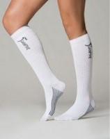 Calcetines Deportivos Danfive para Mujer-BlancoMediasBlanco