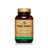 Fp Milk Thistle Vegetable Capsules (50)