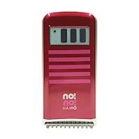 Depiladora No! No! Hair Plus  CUERPO roja