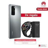 Huawei P40 128Gb Silver Frost + GT2e