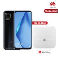 Huawei P40 Lite 128Gb - Negro + Balanza inteligente Huawei