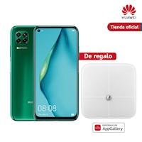 Huawei P40 Lite 128Gb - Verde + Balanza inteligente Huawei