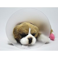 Juguete Perro que Respira Boxer Enyesado PP91-08BV12