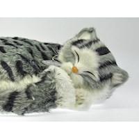 Juguete Gato que Respira Gray Tabby PP92-14BV6