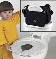Entrenador de baño para niños
