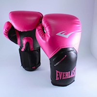 timeless design 4ff82 c8ad2 Guantes De Boxeo Everlast Evershield