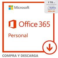 Office 365 Personal Microsoft ESD Descarga