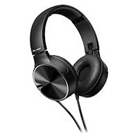 Audifono DJ Cable Pioneer SEMJ722T-K Negro