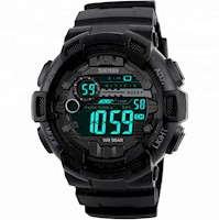 Reloj Multifunción Acuático Skmei 1472 Deportivo Extreme Antigolpes G-shock Led