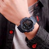 Reloj Skmei 1472 Deportivo Antigolpes Alarma Cronómetro Acuático G-shock Azul