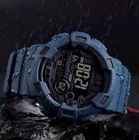 Reloj Multifunción Skmei 1472 Deportivo Extreme Antigolpes Acuático G-shock