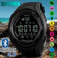 Reloj Skmei 1316 Bluetooth Deporte Fitness Cronómetro Pasos Calorías Android IOS