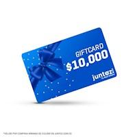 Tarjeta Regalo Juntoz $10,000