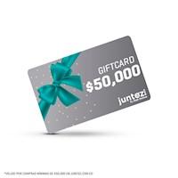 Tarjeta Regalo Juntoz $50,000