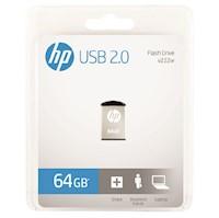 Memoria USB 64GB HP Flash Drive V222W Metal