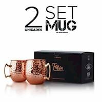 Set Mugs x 2