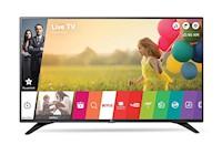Televisor LG 43 pulgadas LED Smart TV  43LH600T