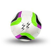 Balon Futbol Zoom Mabuti Verde Y Morado No.5 - Zbflv-6082 fc66e2b6866b1