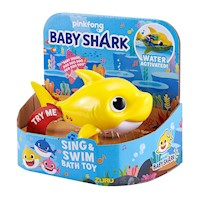 Baby Shark - Robo Alive baby Shark bebé