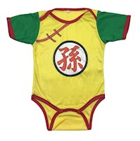 Bodie Body Mameluco Bebes Superheroes Gohan Dragon Ball