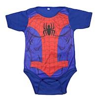 Bodie Body Mameluco Para Bebes Diseño Superheroes Spiderman