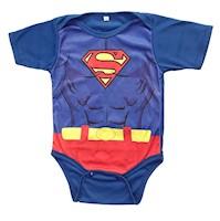 Bodie Body Mameluco Para Bebe Diseño Superheroes Superman