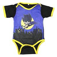 Bodie Body Mameluco Bebes Superheroes Batman Toon