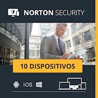 Norton Security para 10 dispositivos Antivirus