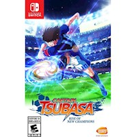 PREVENTA Captain Tsubasa Rise of New Champions Nintendo Switch