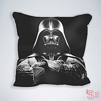 Suit The Bed - Cojín Star Wars Vader - 40x40cm