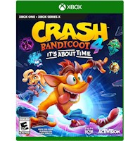PREVENTA Crash Bandicoot 4 It's About Time Xbox One