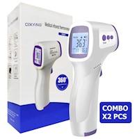 Combo X2 Dikang Termometro de mano infrarrojo digital HG01