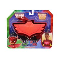 PJ Mask Amuleto Con Luces y Sonidos Owlette