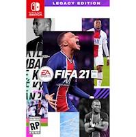PREVENTA FIFA 21 Nintendo Switch
