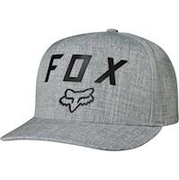 Gorra Heather Number 2 FlexFit 19558-040 Fox Para Hombre Gris 175a772c535