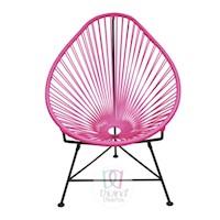 Divina Diseños  Silla Acapulco Color Fucsia