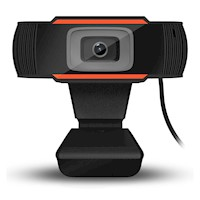 Cámara Web Webcam Hd 720p Usb Micrófono